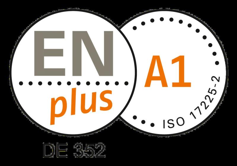 ENplusA1-Zertifikat DE 352 – FireStixx